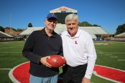 Robert Khayat film underway