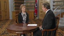 Tennessee Capitol Report harwell interview