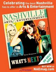 Nashville A&E Cover